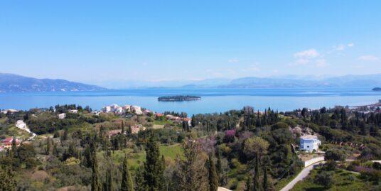 Amazing view to Gouvia Bay