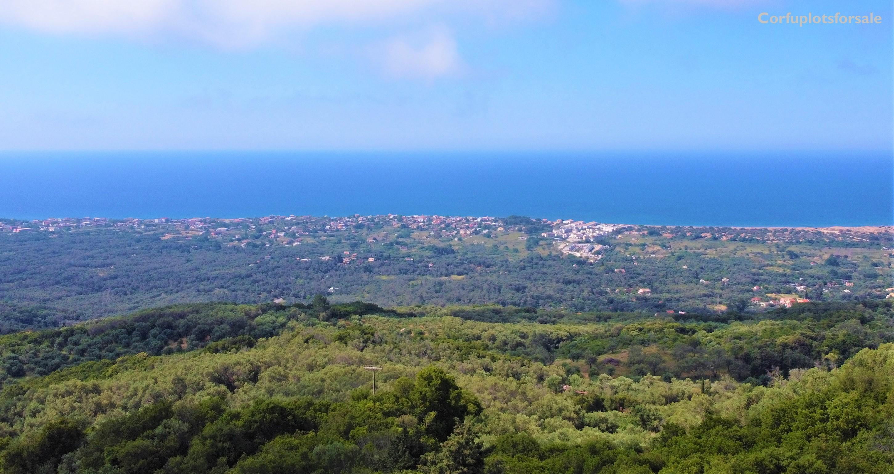 Outstanding view plot in a bargain price