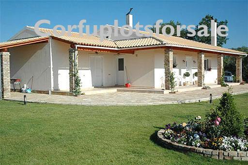 Luxury bungalow of 120 sq.m.