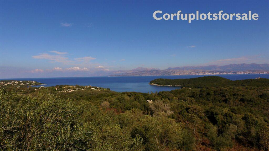 Land with outstanding view of Northeast Coast